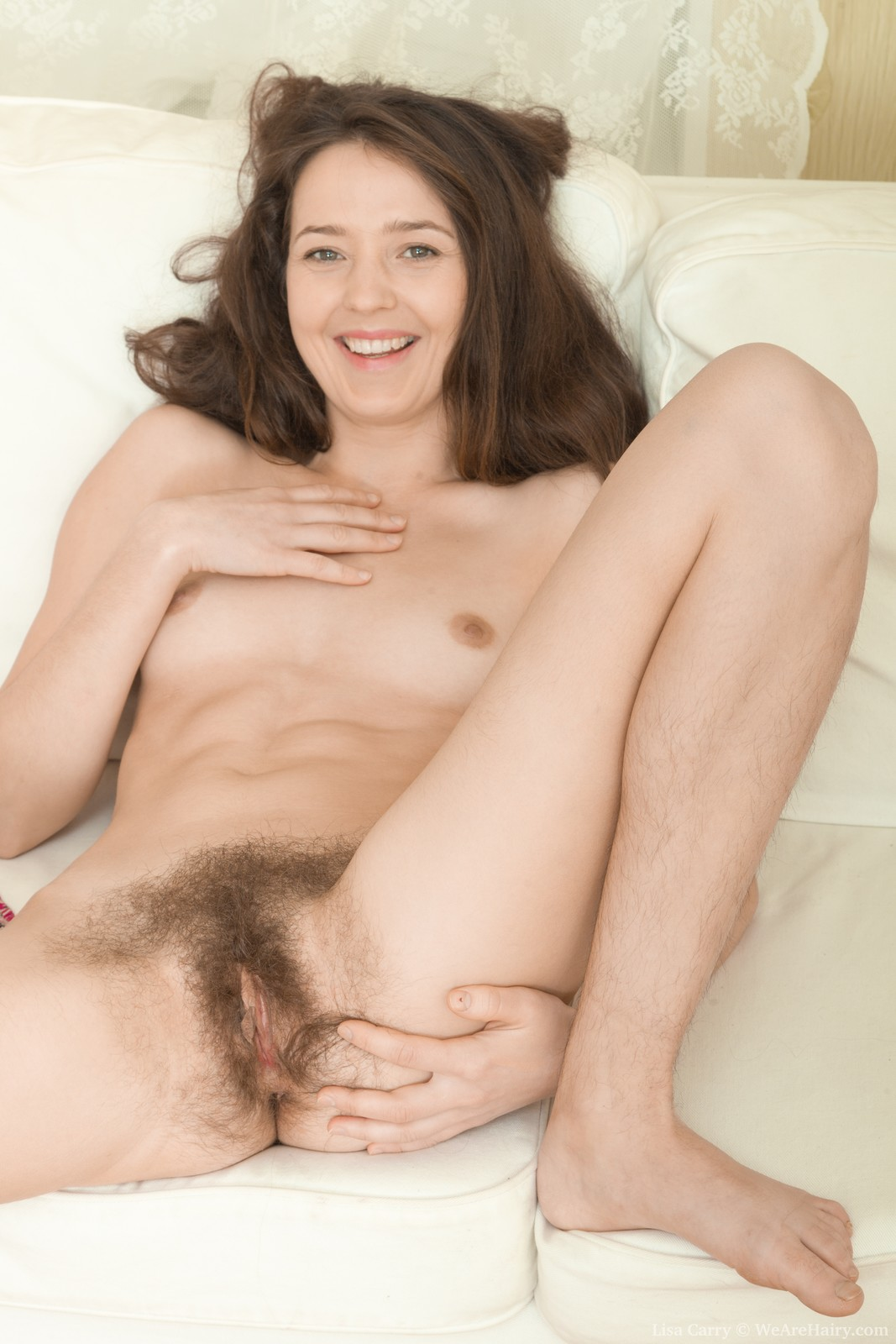 Woman hairy arab