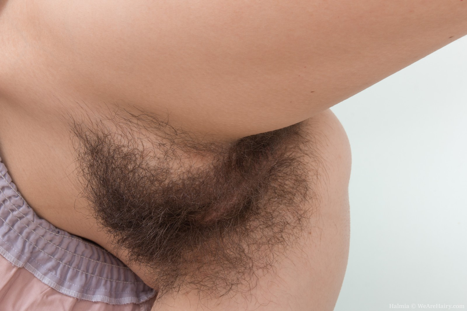Hair drying wife nude