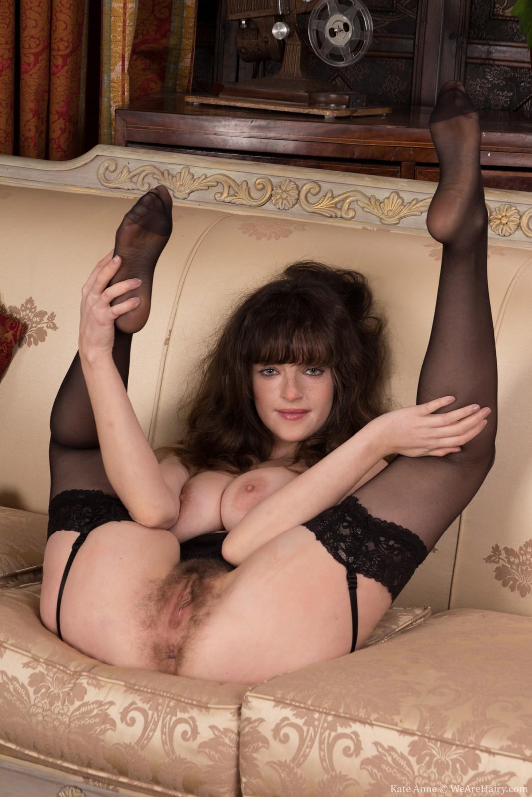 Stocking hairy pics