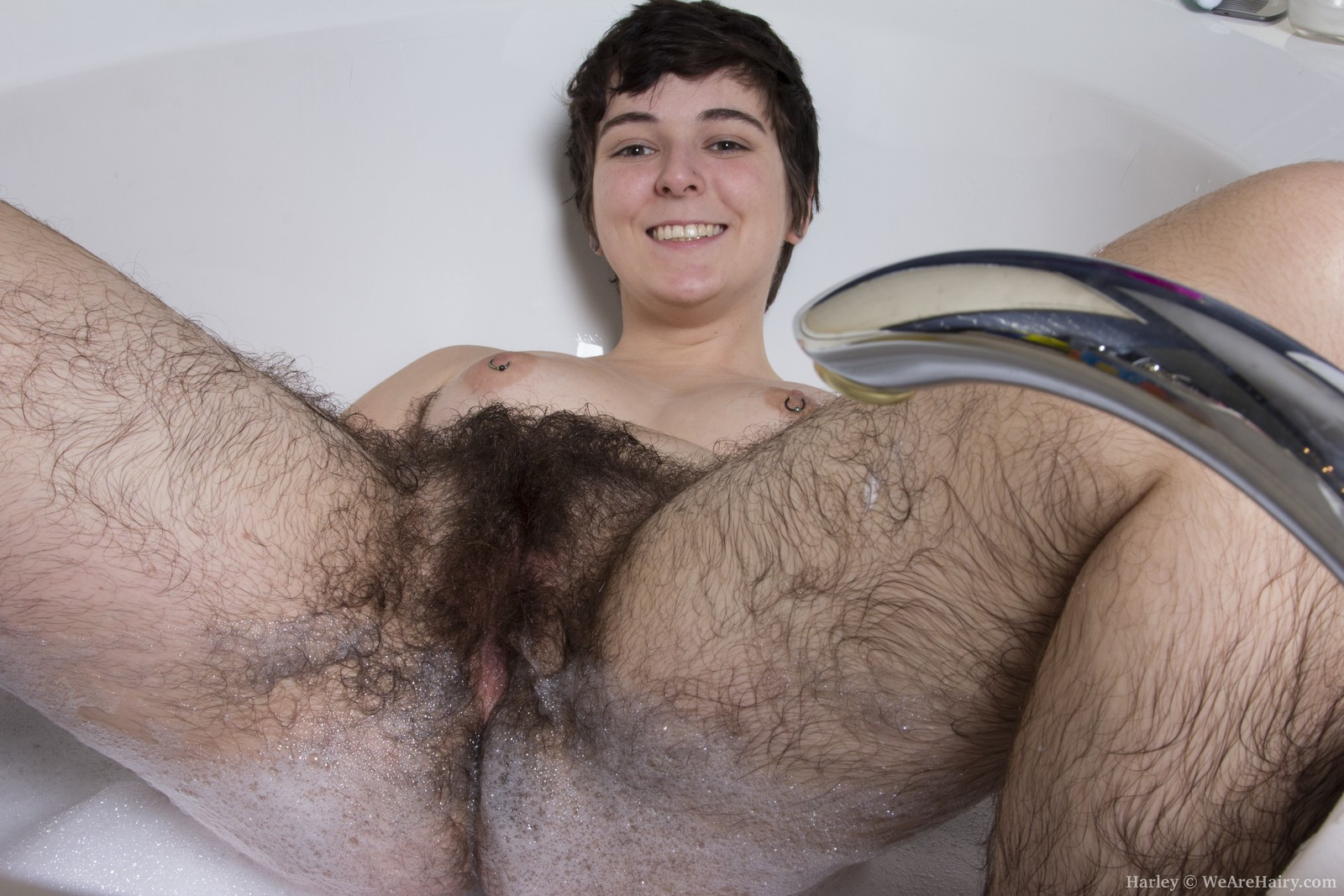 You porn extremely hairy women