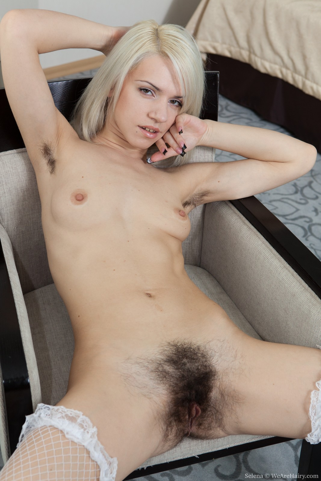 Something is. Hirsute hairy women cleared