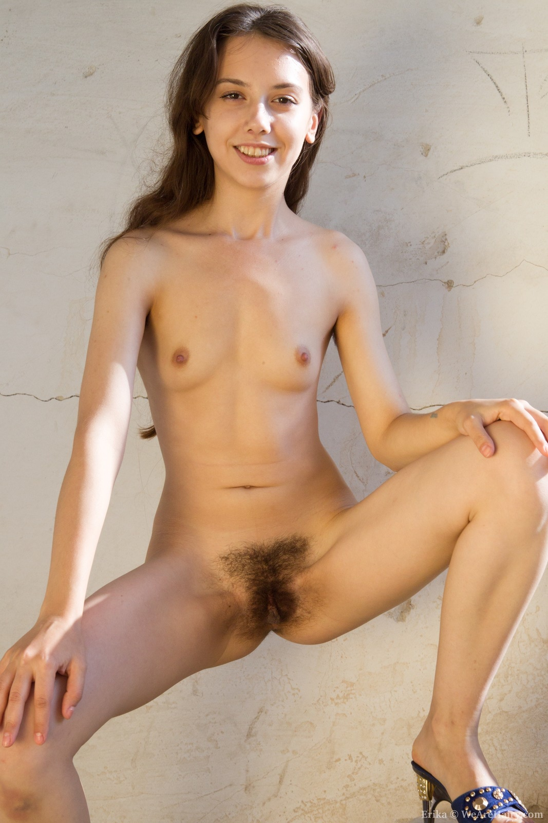 Young naked girls hairy