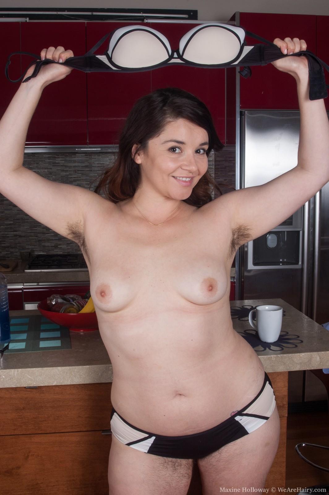 Naked woman boobs