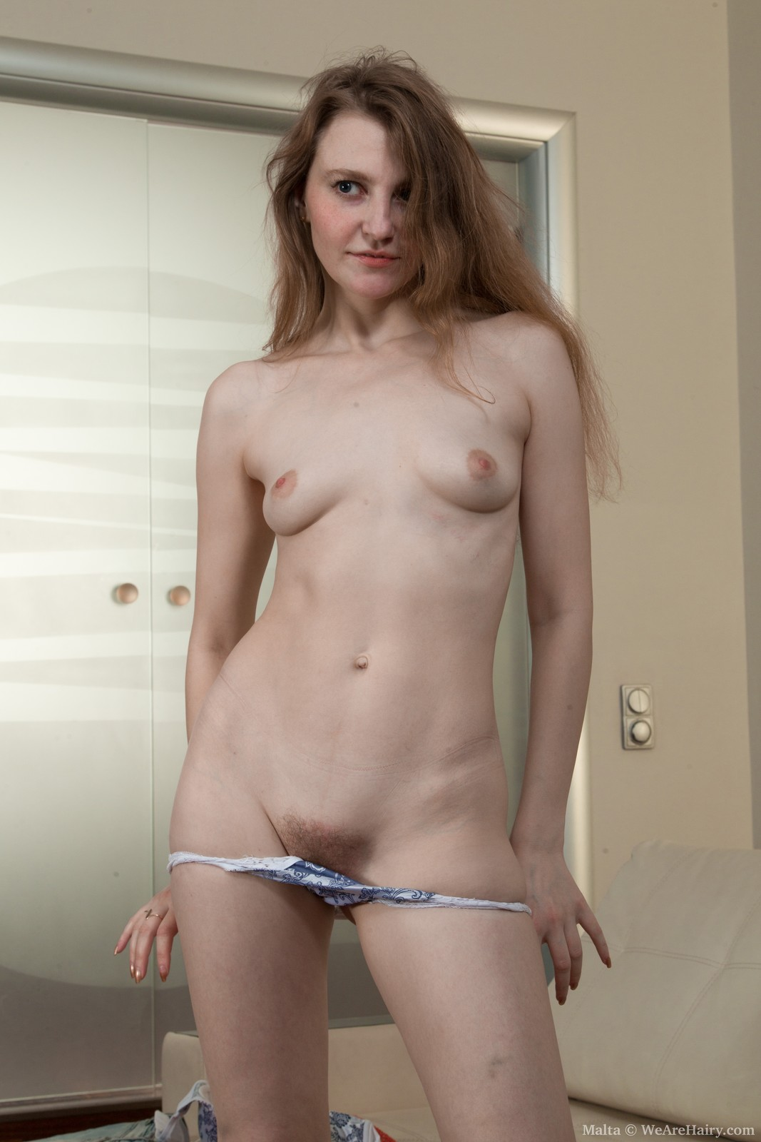 Wife masturbating to porn