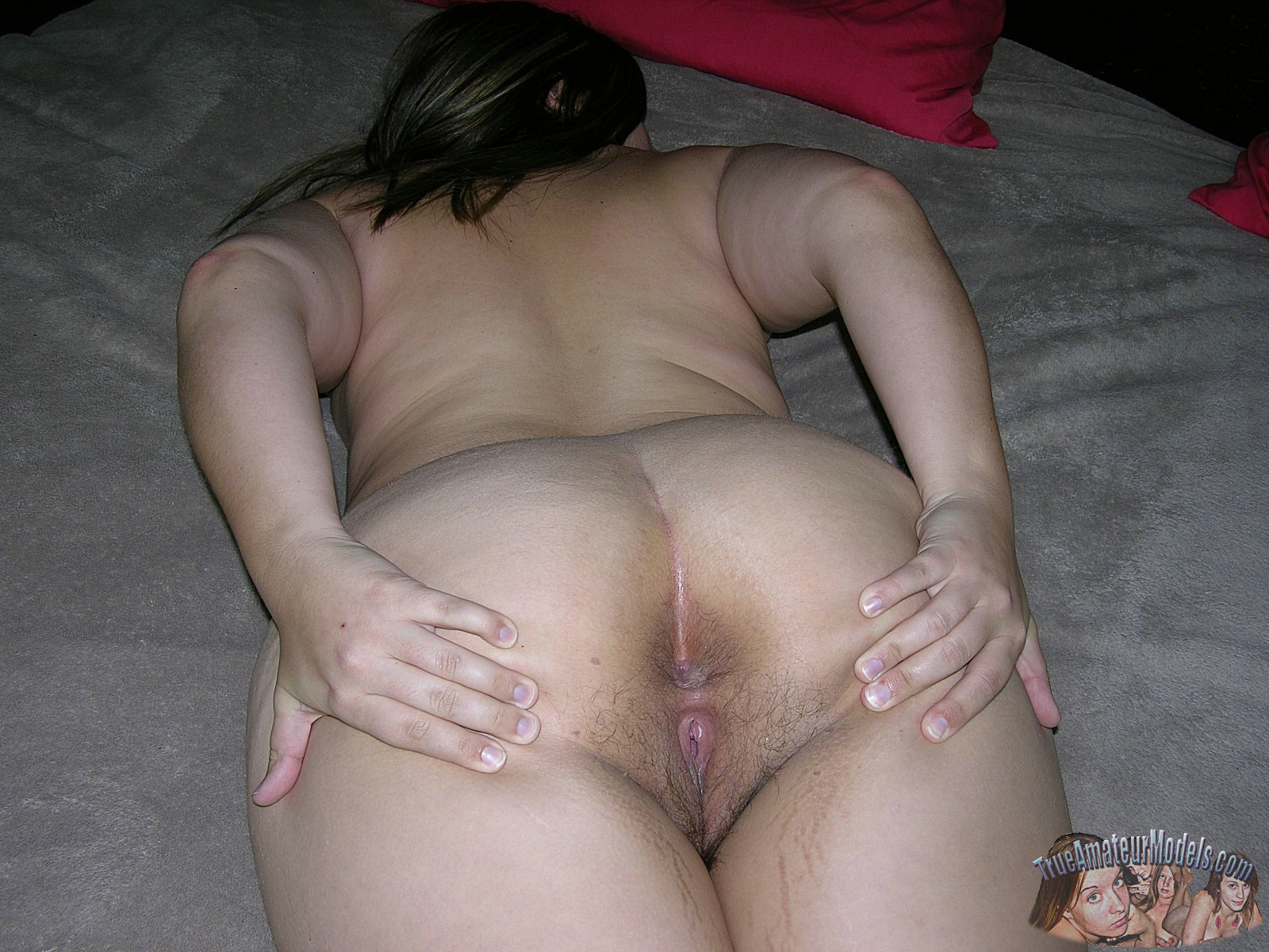 Hairy bbw nude models