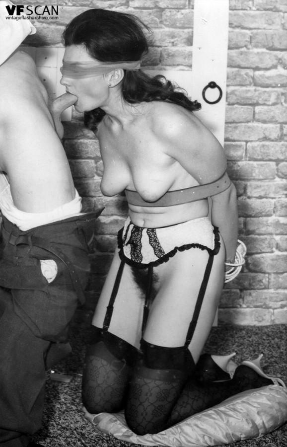 Naked vintage sex