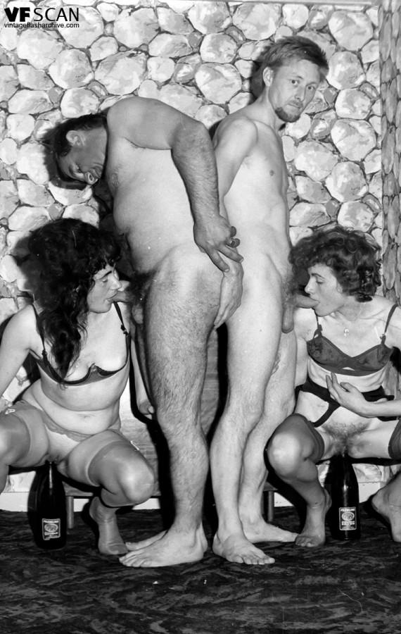 Mistaken. 1950s nude tube