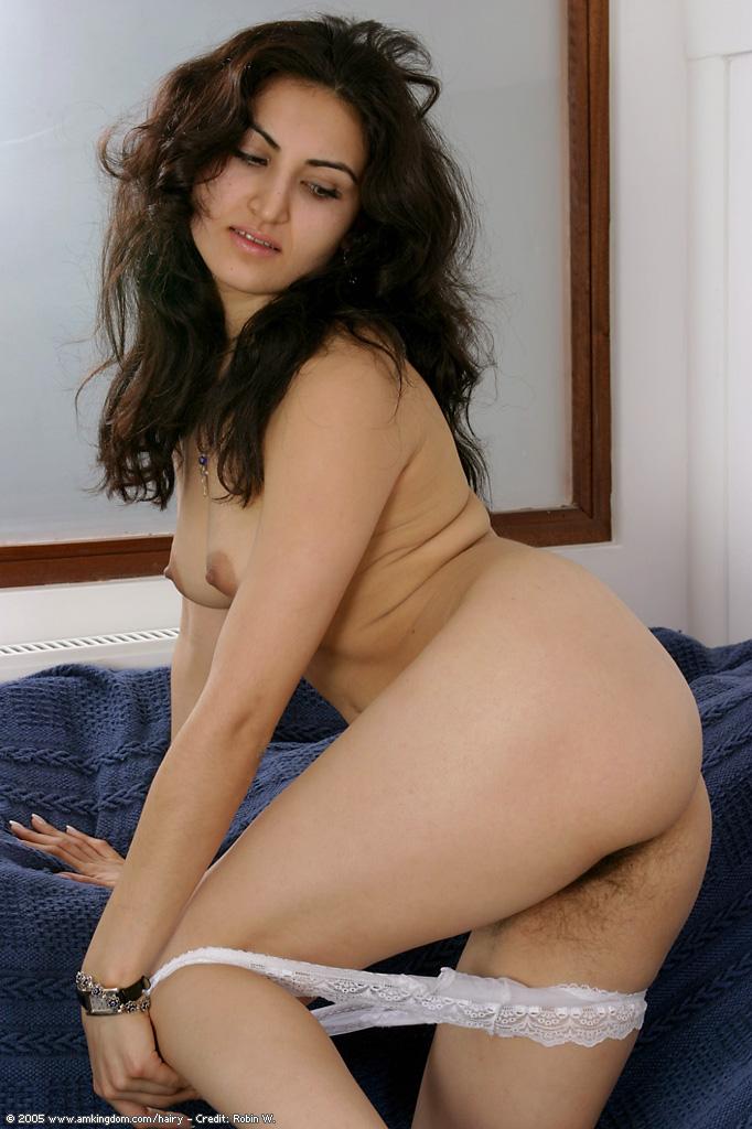 Nude hairy arabian girl think